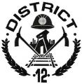 District 12 embroidery design