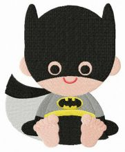 Toddler Batman