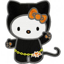 Hello Kitty Halloween 2