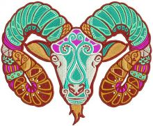 Zodiac sign Aries 2
