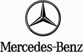 Mercedes-Benz Logo machine embroidery design