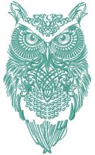 Tribal owl 3