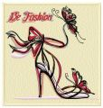 Be fashion embroidery design
