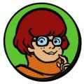 Velma embroidery design