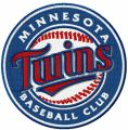 Twins Minnesota baseball club embroidery design