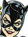 Catwoman embroidery design