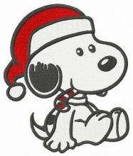 Snoopy's first Christmas