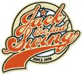 Jack The Lad Swing Logo embroidery design