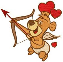 Boo-Boo Bear cupid