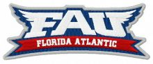 Florida Atlantic Owls logo 2