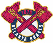 Atlanta Braves logo 2