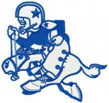 Dallas Cowboys logo 2