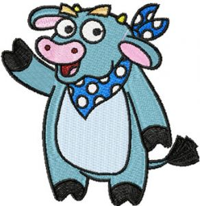 Cow - Dora the Explorer's friend