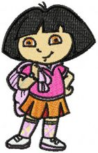 Dora the Explorer Happy
