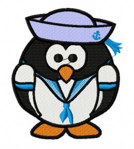 Penguine the sailor