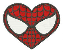 Superhero heart