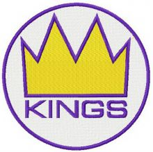 Seattle Kings 2014 logo