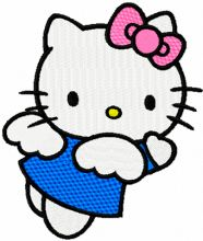 Hello Kitty Happy Angel