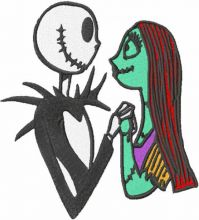 Jack and Sally together forever