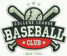 College league baseball club