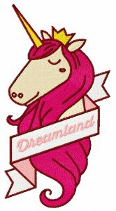 Unicorn from Dreamland 2