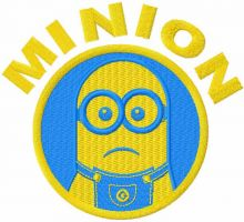 Minion yellow and blue
