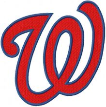 Washington Nationals classic logo