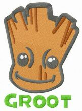 Super hero Groot