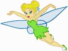Tinkerbell Flies