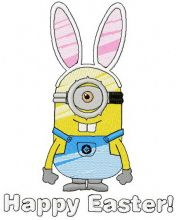 Happy Easter Minion 2