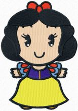 Disney Cuties Snow White !