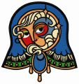 Fairy matryoshka 2 embroidery design