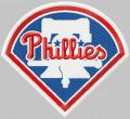 Philadelphia Phillies logo embroidery design