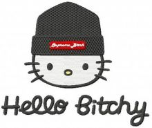 Hello Kitty Hello Bitchy