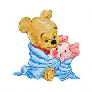 Baby Pooh and Piglet 3