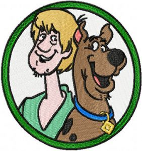 Scooby Doo and Fred