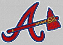 Atlanta Braves Logo 3
