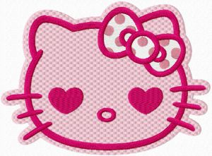 Hello Kitty Pink 2