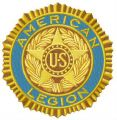 American legion logo embroidery design