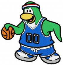 Club Penguin basketball