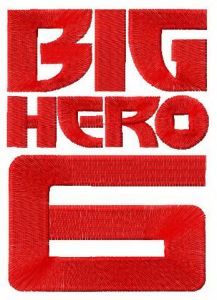 Big Hero 6 logo