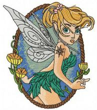 Scared Tinkerbell 2