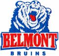 Belmont Bruins Logo embroidery design