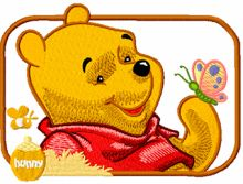 Winnie Pooh have a good day