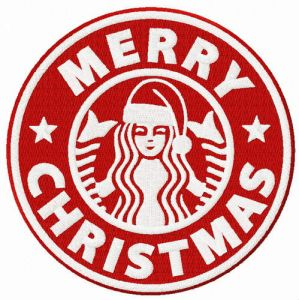 Merry Christmas Starbucks