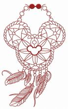 Mickey Mouse dreamcatcher 2