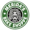 Merida's bake shoppe embroidery design