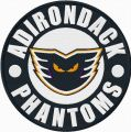 Adirondack Phantoms logo embroidery design