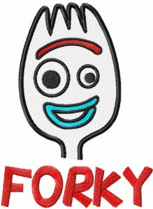 Forky play time