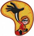 Elasticgirl 2 embroidery design